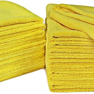 Microfibres & Towels